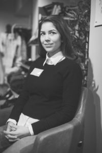 Sarah Gjemdal hos opened an innovative second-hand store in Trondheim. Photo: Katarzyna Marie Wie
